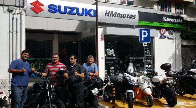 13/05/2015 – Chegada em Lisboa